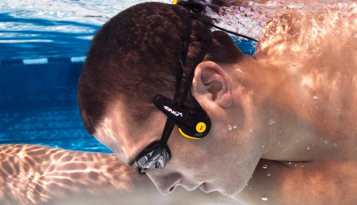 Finis Swimp3 Player - waterproof player subacvatic
