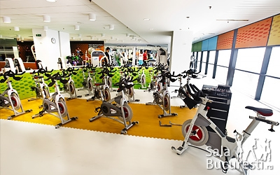 World Class Fitness Center America House