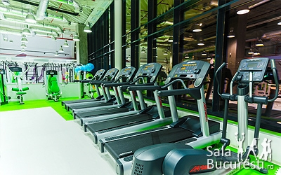 World Class Fitness Center at Promenada Mall