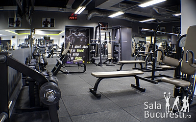 Downtown Fitness Mihalache
