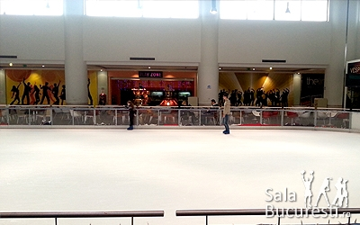 Patinoarul Liberty Center (The Champs)